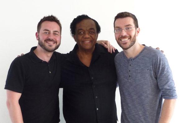 Simon, Lamont, Brian