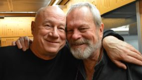 Neil Innes and Terry Gilliam