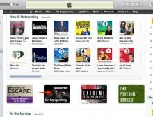iTunes feature