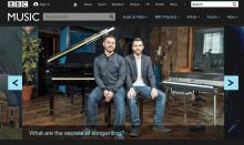 BBC Music promo
