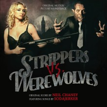 Strippers vs Werewolves soundtrack