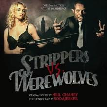 Strippers vs Werewolves soundtrack