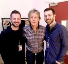 Simon, Paul, Brian